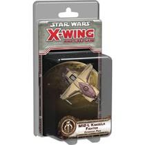 Star Wars X-Wing: M12-L Kimogila Fighter