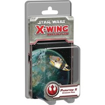Star Wars X-Wing - Phantom II expansion