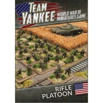 Team Yankee: US Rifle Platoon