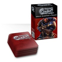 Citadel Combat Cards: Space Marines vs. Chaos