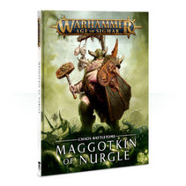 Battletome: Chaos Maggothkin of Nurgle (HC)