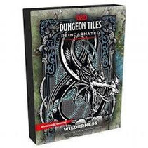 D&D 5th Edition Dungeon Tiles Reincarnated: Wilderness