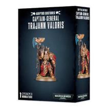 Adeptus Custodes: Trajann Valoris