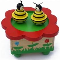 Playwood Muziekdoos Bijen