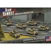 Team Yankee: HMMWV Platoon