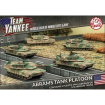 Team Yankee: Abrams Tank Platoon