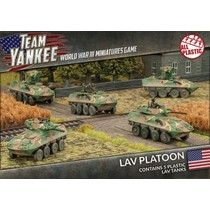 Team Yankee: LAV Platoon