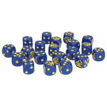 Team Yankee USMC Dice Set