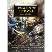 The Horus Heresy 31: Legacies of Betrayal (Pocket)