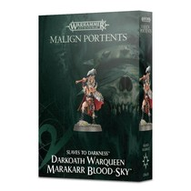 Slaves to Darkness: Darkoath Warqueen (Malign Portents)