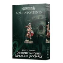 Slaves to Darkness: Darkoath Warqueen (Malign Portents)