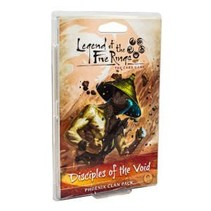 Legend of the Five Rings: Disciples of the Void Clan Pack