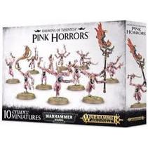 Daemons: of Tzeentch: Pink Horrors