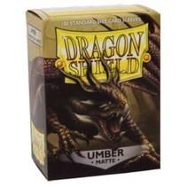 Dragon Shield: Umber Matte