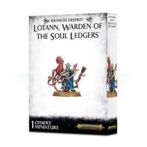 Idoneth Deepkin: Lotann, Warden of the Soul Ledgers