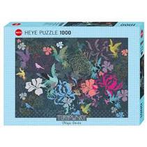 Heye: Birds & Flowers (1000)