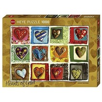 Heye: Hearts of Gold (1000)