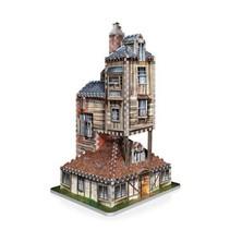 Wrebbit 3D puzzle - Harry Potter The Burrow (450)
