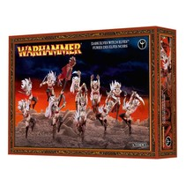 Daughters of Khaine Witch Elves/Sisters of Slaughter