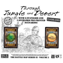 Memoir 44 Uitbreiding: Through Jungle and Desert