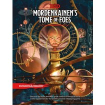 D&D 5th Edition Expansion: Mordenkainen's Tome of Foes