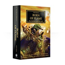 The Horus Heresy 50: Born of Flame (HC)
