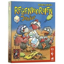 Regenwormen - Junior