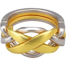 Huzzle Cast puzzel Ring (4)