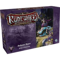 Runewars The Miniatures Game: Ankaur Maro