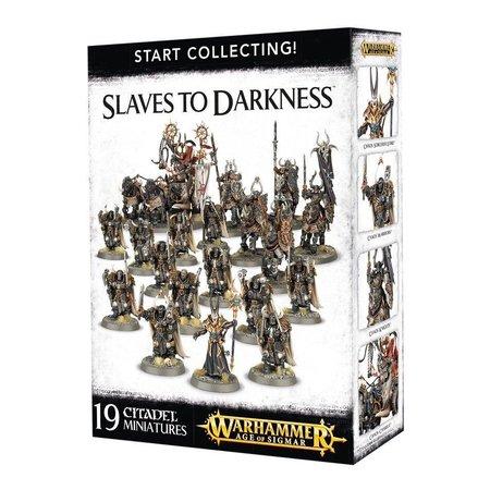 Games workshop Age of Sigmar Slaves to Darkness Start Collecting Set