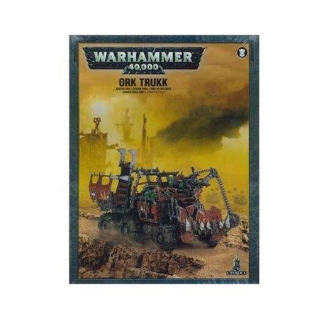 Games workshop Warhammer 40,000 Xenos Orks: Trukk