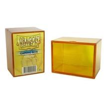 Dragon Shield Deckbox Yellow