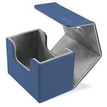 Ultimate Guard Sidewinder Deck Case Xenoskin 80+ Blue