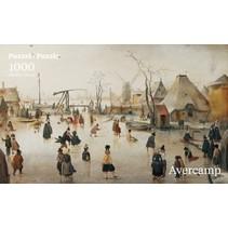 Mauritshuis: Winter 2 - Hendrick Averkamp (1000)