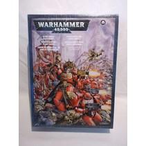 Warhammer 40,000 Imperium Adeptus Astartes Blood Angels Battleforce
