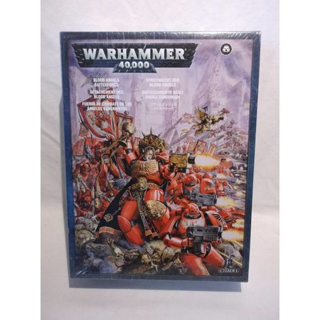 Games Workshop Warhammer 40,000 Imperium Adeptus Astartes Blood Angels Battleforce