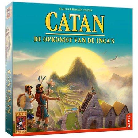 999-Games Kolonisten van Catan: De opkomst van de Inca's