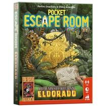 Pocket Escape Room Het mysterie van Eldorada