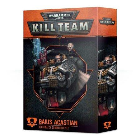 Games Workshop Warhammer 40.000 Kill Team: Gaius Acastian