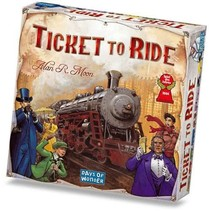 Ticket to Ride USA (Engels)