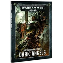 Warhammer 40,000 8th Edition Rulebook Imperium Codex: Adeptus Astartes Dark Angels (HC)