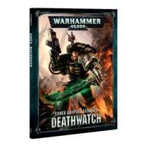 Warhammer 40,000 8th Edition Rulebook Imperium Codex: Adeptus Astartes Deathwatch (HC)