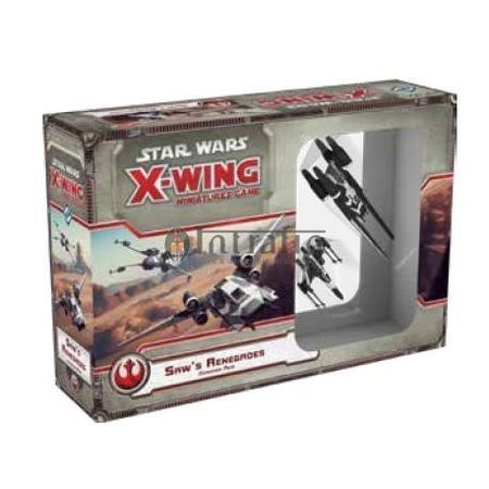 Fantasy Flight Star Wars X-wing: Saw's Renegades