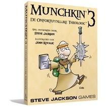 Munchkin 3: De Onfortuynlijke Theoloog (NL)