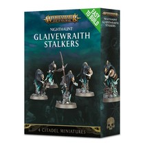 Age of Sigmar Nighthaunt: Glaivewraith Stalkers (Easy to Build)