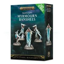 Age of Sigmar Nighthaunt: Myrmourn Banshees (Easy to Build)