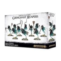 Age of Sigmar Nighthaunt: Grimghast Reapers