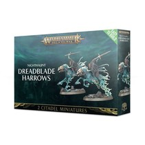 Age of Sigmar Nighthaunt: Dreadblade Harrows (Easy to Build)