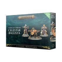 Age of Sigmar Celestials Stormcast Eternals: Celestar Ballista (Easy to Build)