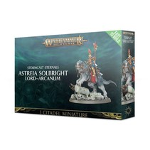 Age of Sigmar Celestials Stormcast Eternals: Astreia Solbright, Lord-Arcanum (Easy to Build)